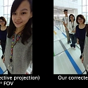 (Paper) Google Team's Clever Tech Eliminates Face Distortion in Wide-Angle Photos