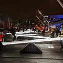 (Video) Interactive Light Seesaws in Montreal