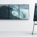 (Video) Microsoft Surface Hub 2 Targets The Office of The Future