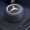 The Mercedes-Benz Wireless Speaker