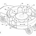 (Patent) There's a Ford Self-Driving Round Games/Meeting Room in Your Future