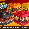 LEGO Bun Hamburgers From The Philippines