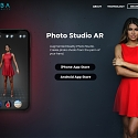 Eerie Camera App Has Digital Models Posing For You Against Real Backdrops
