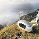 Ecocapsule is The Egg-Shaped Tiny Home That Can Go Off-Grid and Off-Pipe