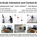 (PDF) Wall++ : Room-Scale Interactive and Context-Aware Sensing