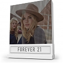 (Video) F21 Thread Screen Displays Instagram Images Using Fabric