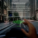 Porsche Leads $80M Investment in WayRay to Bring Holographic AR Displays to Cars