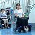 (Video) Self-Driving Wheelchairs Debut in Hospitals and Airports