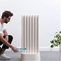 Maxime Louis-Courcier Uses Paper Clay to Design Non-Electric Household Appliances