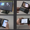 (Video) FlexCase - Enhancing Mobile Interaction with a Flexible Sensing and Display Cover