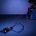 Laser System Wirelessly Charges Phones from Across the Room