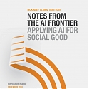 (PDF) Mckinsey - Applying Artificial Intelligence for Social Good