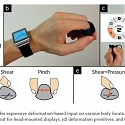 (PDF) DeformWear : Deformation Input on Tiny Wearable Devices