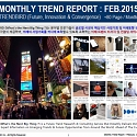 Monthly Trend Report - February. 2015 Edition