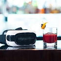 A London Bar's Whisky Cocktail Comes with a VR Headset and Views of the Scottish Highlands