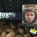 How The Martian Is Helping to Sell Actual Potatoes (Astronaut Poop Not Included)