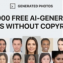 100,000 Free AI-Generated Faces Without Copyright - Generated Photos
