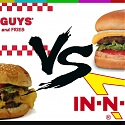 Five Guys Revealed to be More Popular Burger Brand Than In-N-Out