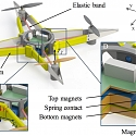 (Video) Insect-Inspired Mechanical Resilience for Multicopters
