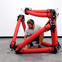 (Paper) Stanford Makes Giant Soft Robot From Inflatable Tubes
