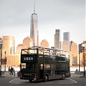 Uber and Visa Created a Sweet NYC Dining Experience on a Double-Decker Bus