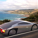 Immortus Solar Sports Car to Offer Unlimited Range on Sunny Days
