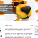 PepsiCo Adopts AI to Make Cheetos More Consistent
