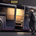 (Video) Seymourpowell Designs Quarter Car Private Ride-Sharing Concept