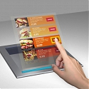 (Video)  Holographic Menus and Pay Points for Safe, Touchless Food Ordering - Holoind