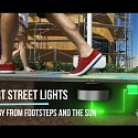 (Video) World's First Streetlights Installed in Las Vegas are Powered by Footsteps - EnGoPLANET