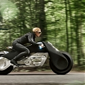 (Video) BMW's Self-Balancing Motorcycle of Tomorrow
