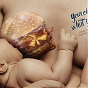 Disturbing Ads Remind Expectant Mothers Of The Dangers Of Junk Food