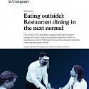 (PDF) Mckinsey - Eating Out(side) : Restaurant Dining in The Next Normal