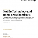 (PDF) Pew - Mobile Technology and Home Broadband 2019