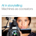 (PDF) Mckinsey - AI in Storytelling : Machines as Cocreators