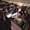 Tomorrow's Airplane Cabins Could Be More Luxurious Than Your Apartment