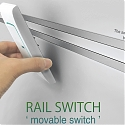 The Rail Switch - Movable Switch