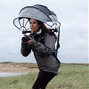 (Video) 'Nubrella' : Hands-Free Umbrella Keeps Your Camera Safe From The Rain