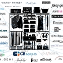 (Infographic) 44 Venture-Backed Startups Supplying Your Wardrobe