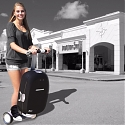 (Video) Olive Robotic Suitcase Brings New Meaning to Carry on Luggage