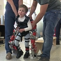 New Exoskeleton Exclusively for Disabled Kids