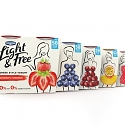 Danone - Light & Free