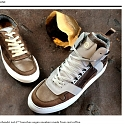 Luxury Sneaker Maker Wants You to Wrap Your Feet in Recycled Coffee