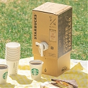 'Coffee Traveler' by Starbucks Coffee Japan