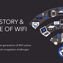 (Infographic) The History & Future of WiFi