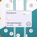 (Video) The Feedback Card Keeps Track Of Your Finances With The Press Of A Button
