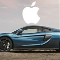 (M&A) Apple is Reportedly in Talks to Buy British Luxury Carmaker, McLaren