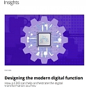 (PDF) Deloitte - Designing The Modern Digital Function