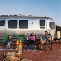 Remote Workers Rejoice With Airstream's New Office on Wheels - Flying Cloud 30FB Office