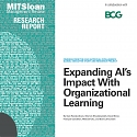 (PDF) BCG & MIT - Expanding AI's Impact With Organizational Learning